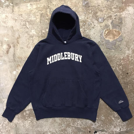 90's The Cotton Exchange Hooded Sweatshirt