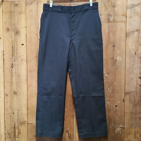 90's~ Dickies Work Pants NAVY W 34