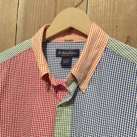 Brooks Brothers Seersucker Shirt