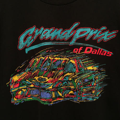 90's FRUIT OF THE LOOM Grand Prix of Dallas Tee