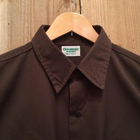 70's OSH KOSH Snap Work Shirt