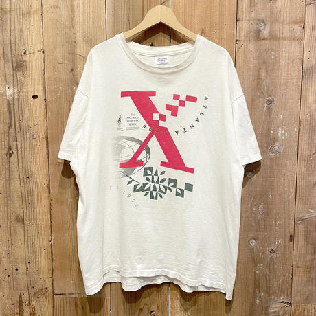 90's Hanes XEROX Atlanta Olympic Tee