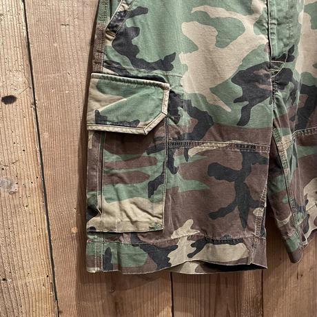Polo Ralph Lauren Camouflage Cargo Shorts W:35