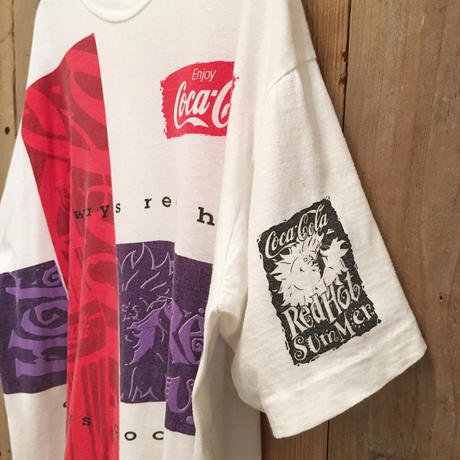 90's Coca-Cola Red Hot Summer Tee