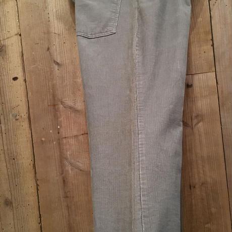 70's~ Levi's 646 Corduroy Pants