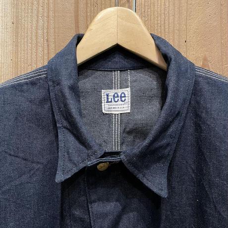 70's Lee 91-J Denim Chore Coat