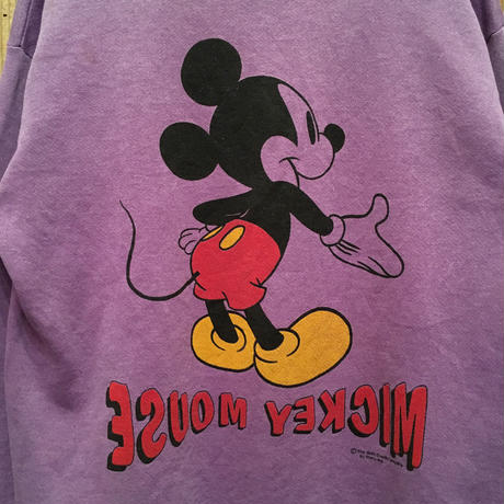 90's TULTEX Mickey Mouse Sweatshirt