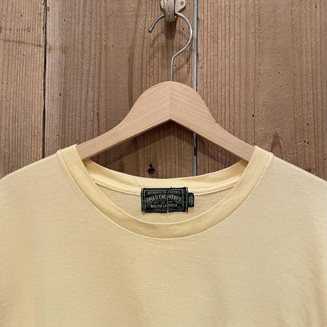 80's~ POLO COUNTRY Pocket Tee