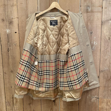 Burberry Half Coat