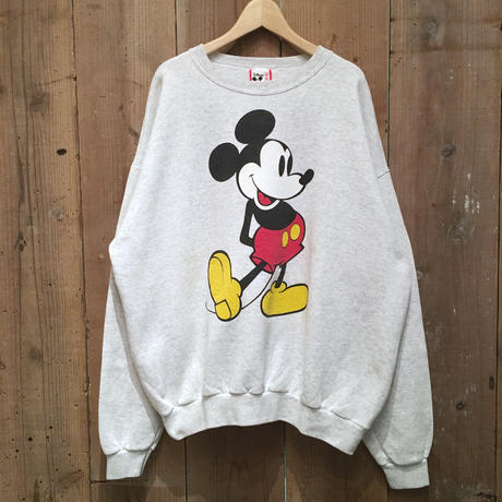 90's DISNEY Mickey Mouse Sweatshirt