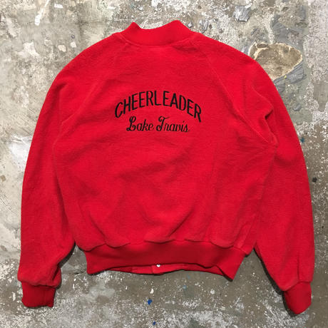 90's  VARSITY Fleece Varsity Jacket