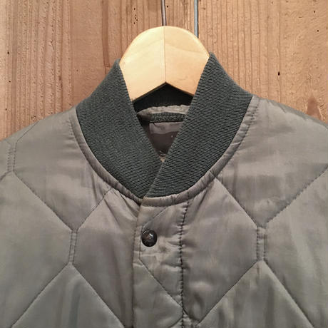 60's~ USAF CWU-9/P Quilted Liner Jacket