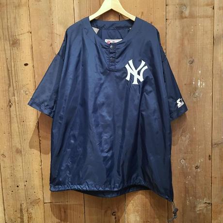 STARTER New York Yankees Nylon Shirt