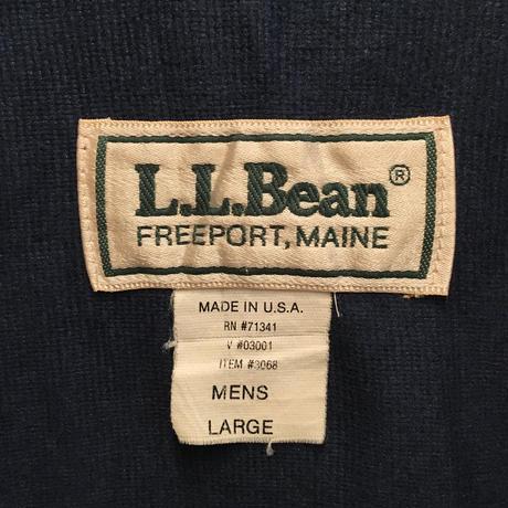 80's~ L.L.Bean Nylon Windbreaker
