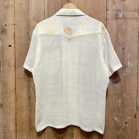 70's~ Ocean Pacific Cotton Aloha Shirt