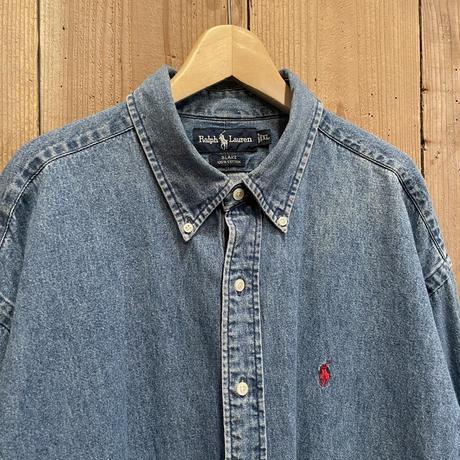Polo Ralph Lauren B.D Denim Shirt