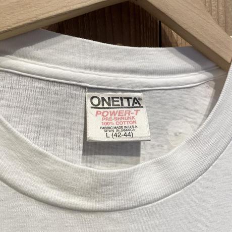 90's ONEITA Chief Seattle Tee