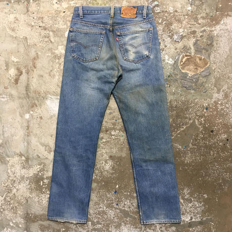 80's Levi's 501 Denim Pants W 32