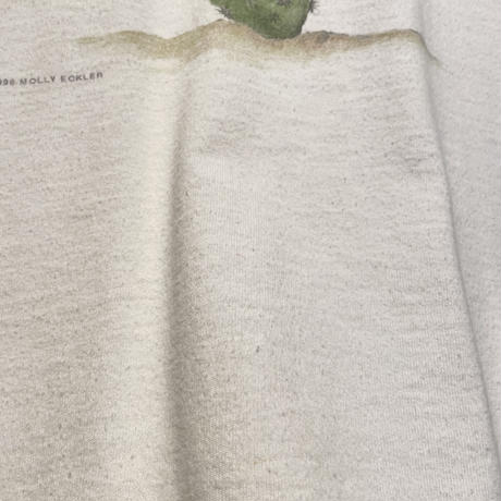 90's FRUIT OF THE LOOM MOLLY ECKLER Tee