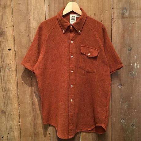 70's KENNINGTON Cotton Knit Shirt