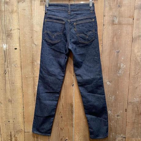 70's LEVI'S Kids Stretched Denim Pants W 26