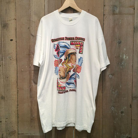 90's SCREEN STARS CASINO Tee
