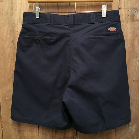 90's Dickies Work Shorts NAVY W : 36
