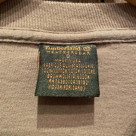 90's~ Timberland Logo Tee