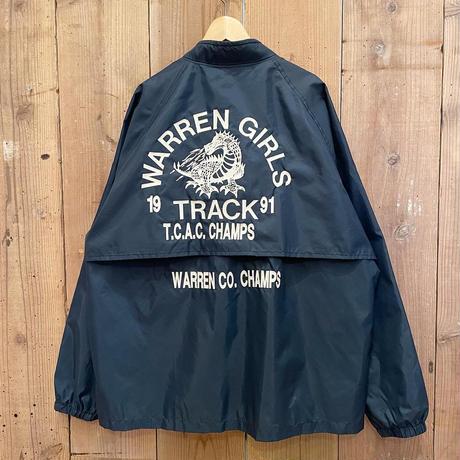 90's SPORTS MASTER Nylon Windbreaker