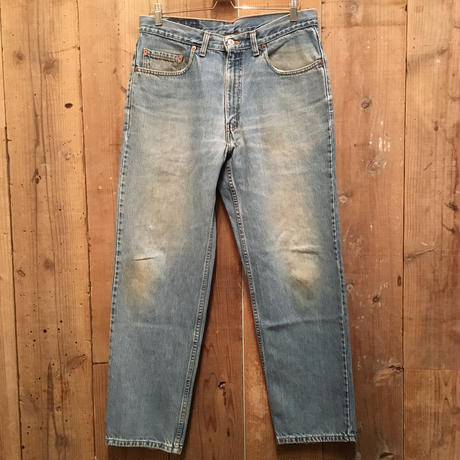 90's Levi's 550 Denim Pants  W : 34  #1