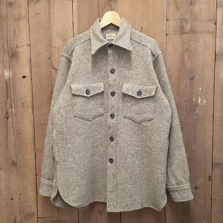 70's L.L.Bean Wool Shirt Jacket