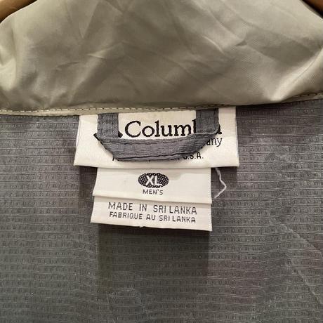 90's Columbia Nylon Anorak
