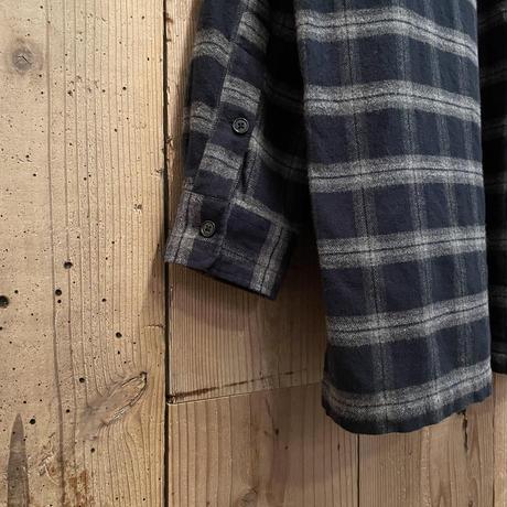 Polo Ralph Lauren Cotton Flannel Shirt D.NAVY