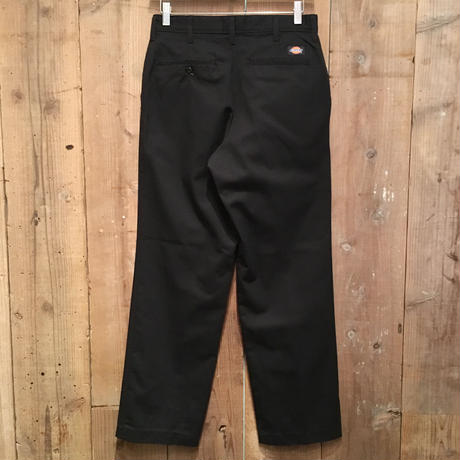 Dickies Work Pants BLACK W : 30  #2