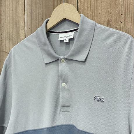 LACOSTE Polo Shirt BLUE