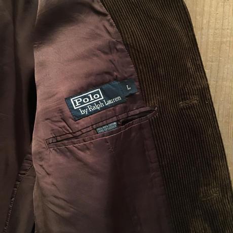 Polo Ralph Lauren Corduroy Jacket BROWN