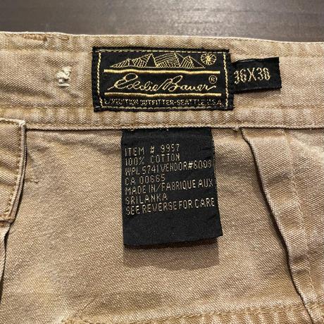 ~90's Eddie Bauer Cotton Guide Pants