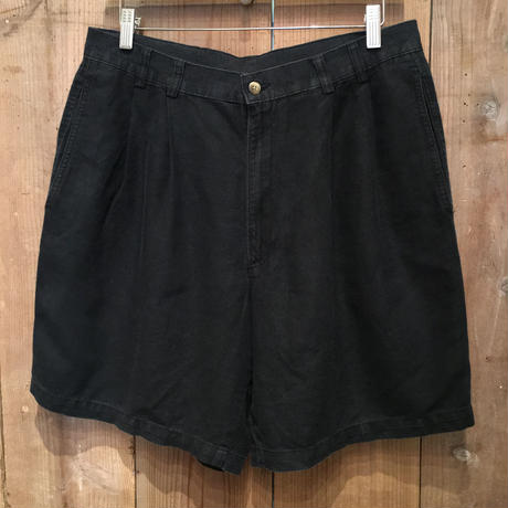 90's Jos.A.Bank Linen Two Tuck Shorts
