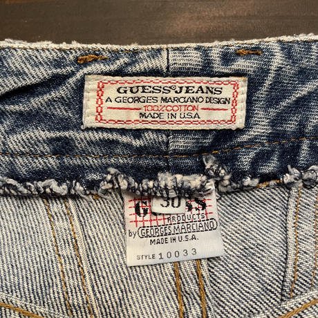 90's GUESS Denim Pants