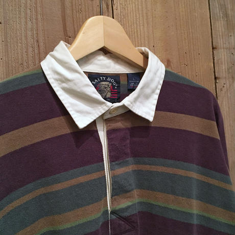 90's GANT SALTY DOG Rugby Shirt