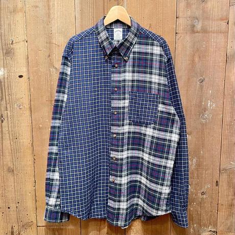 Brooks Brothers Light Flannel Shirt