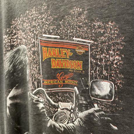 80's HARLEY-DAVIDSON 3D EMBLEM Tee