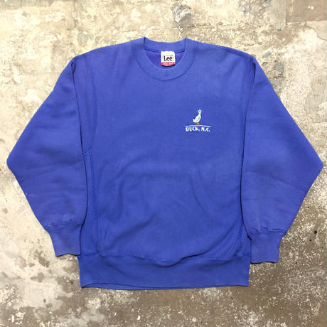 90's Lee DUCK.N.C. Sweatshirt