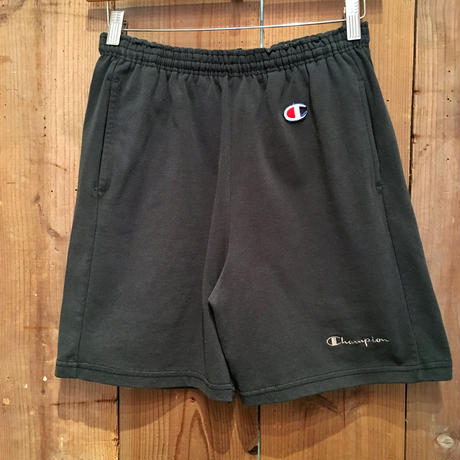80's Champion Sweat Shorts GREEN M