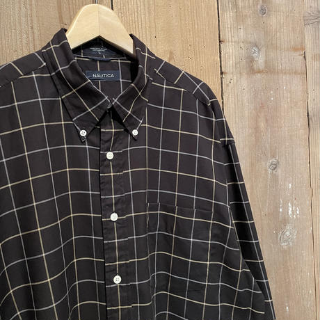 NAUTICA B.D. Cotton Shirt