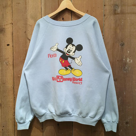80's DISNEY Mickey Mouse Sweatshirt