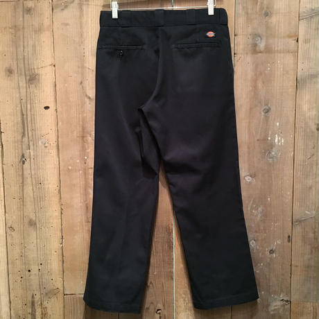 Dickies Work Pants BLACK W : 32  #6