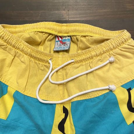 80's~ DR.BEACH Beach Shorts