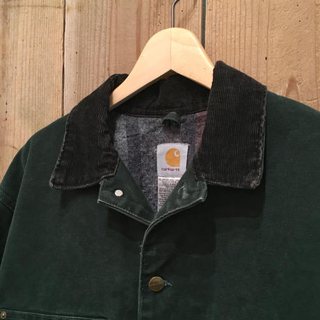 90's Carhartt Michigan Chore Coat