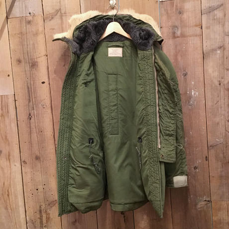 70's U.S.AIR FORCE N-3B MODIFIED Flight Jacket